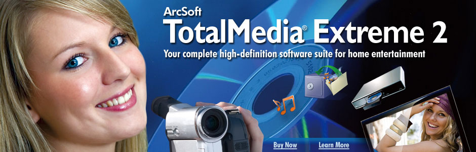 ArcSoft Promotional Banner - 2
