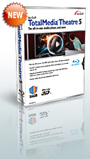 TotalMedia Theatre 5 - The all-in-one media player, and more