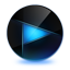 It is an all-in-one media player: ArcSoft TotalMedia Theatre 5