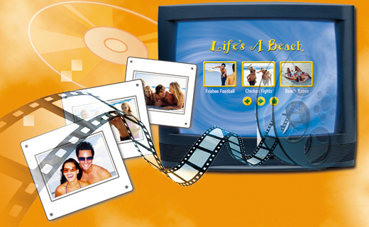 How to make a dvd slideshow in windows 7