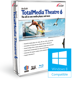 Discount Electronics On Sale ArcSoft TotalMedia Theatre 6