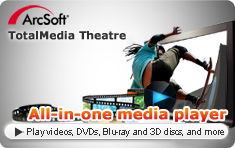 Total Media player - Blu-ray   Player