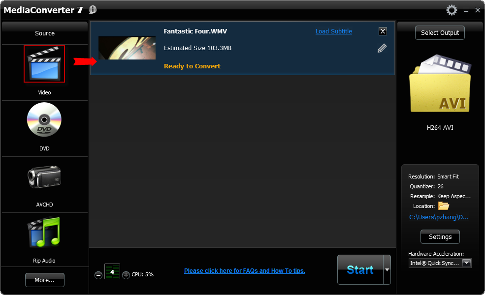 how to download youtube videos in wmv avi format