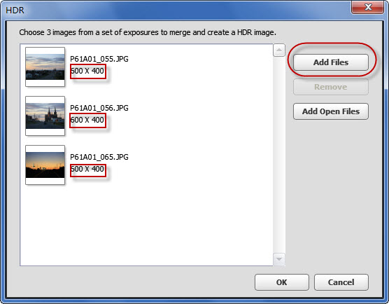 hdr photography software