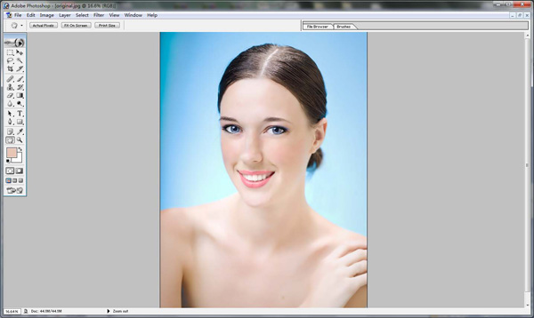Tips for portrait+ Photoshop Plug-in