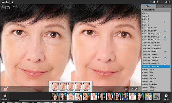 How to edit portrait photos with ArcSoft Portrait+