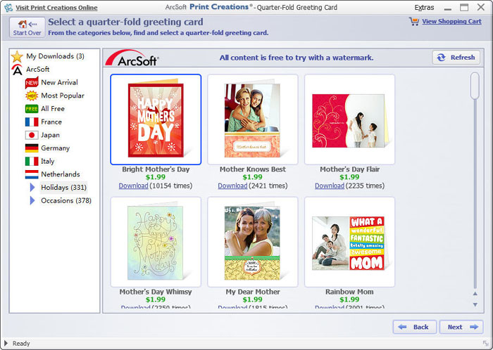 Marvelous Greeting Card Software Helps You Make Stunning Greeting Cards