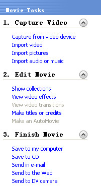 Add transitions to Windows Movie Maker