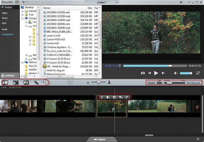 "create dvd with showbiz edit Sweet and cute college girl Hannah amateur webcam videos   ""Let`s dance ..."
