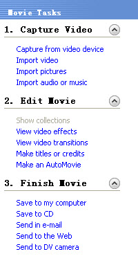 Cut movie clips in Windows Movie Maker