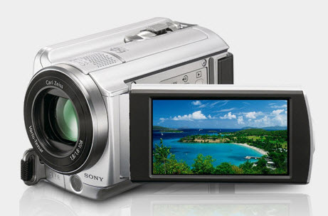 Import Sony DCR Video