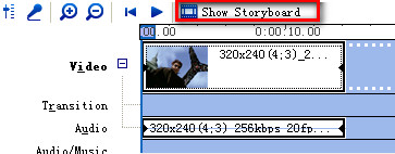 Merge Video in Windows Movie Maker