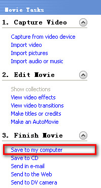 Upload Windows Movie Maker Videos to YouTube