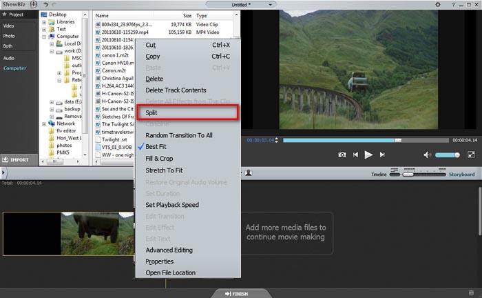 Online Video Editor Vob