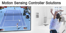 Motion Sensing Controller Solutions